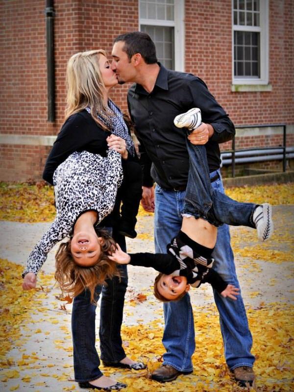 Семейное фото. Как создать незабываемые снимки?