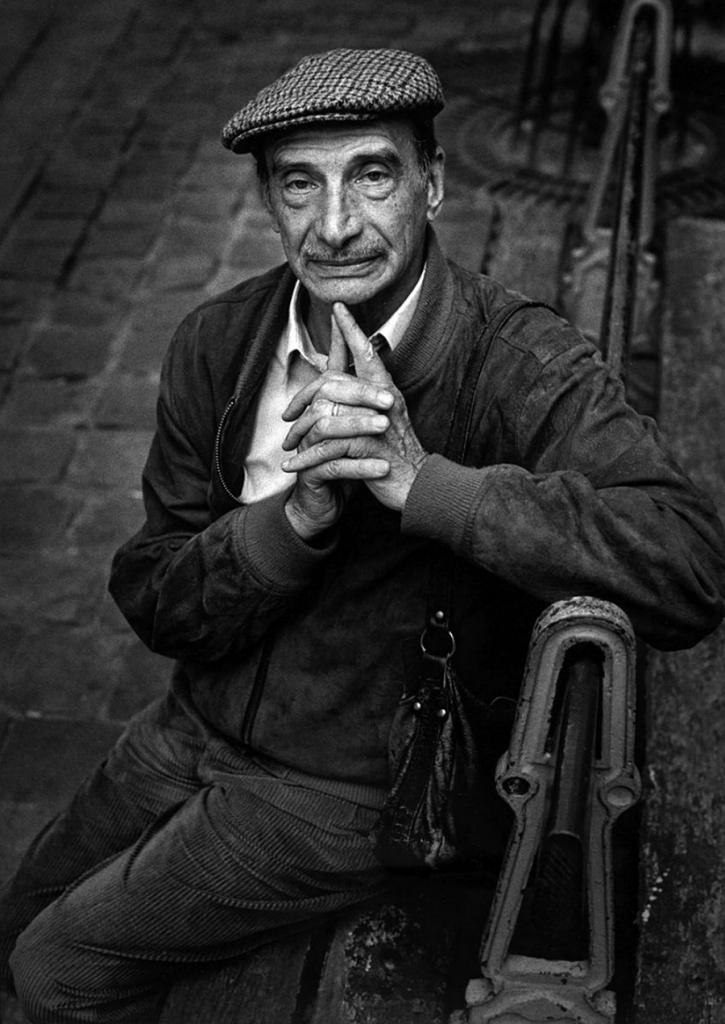 photographer Edouard Boubat