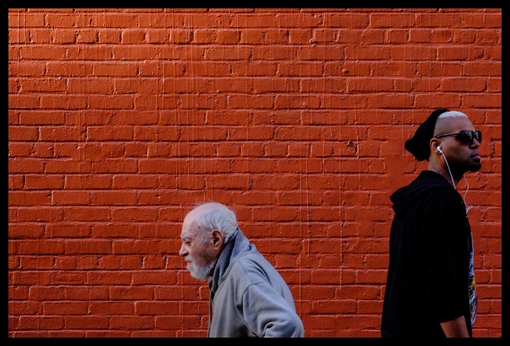 photographer Jay Maisel