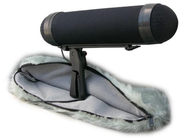 микрофоны Proaim с ветрозащитой