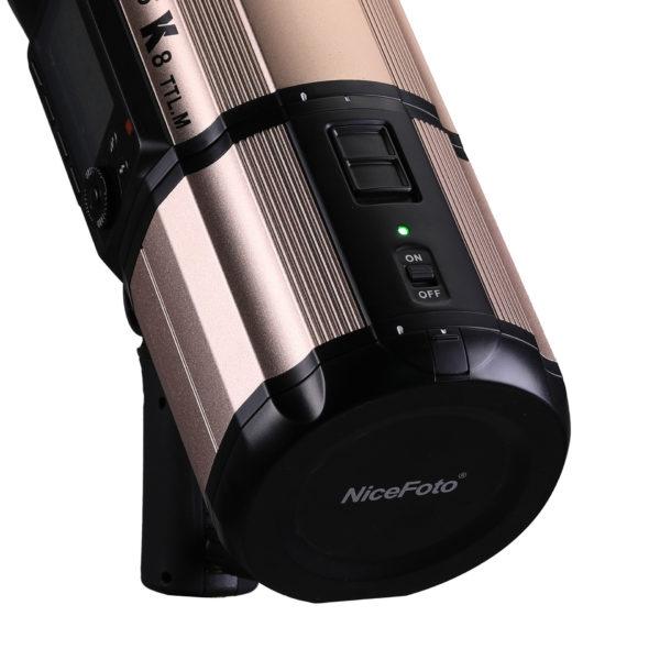 аккумулятор для вспышек Nicefoto