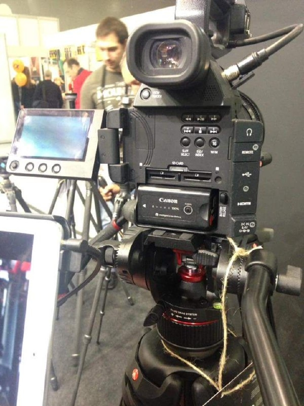 Manfrotto Nitrotech Video Head. Фотофорум 2017