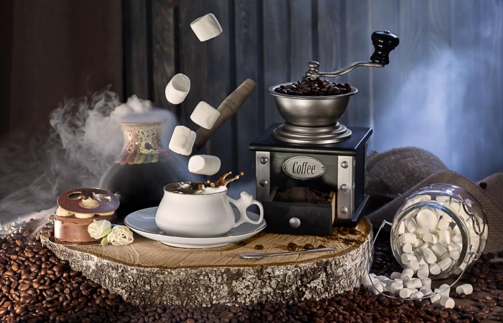 номинация Микма фотоконкурса Кофейная рапсодия Elena Bel, Санкт-Петербург