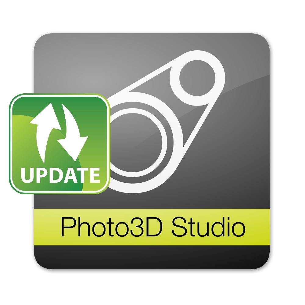 Photo3D Studio обновление программы