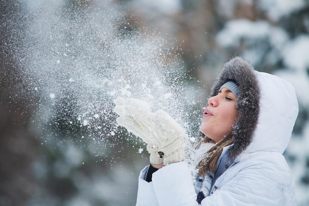 временем картинка зима снег человек стоимость