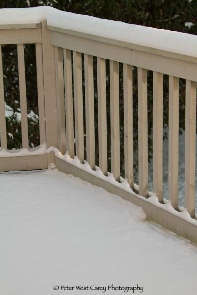 Как избавиться от голубого снега