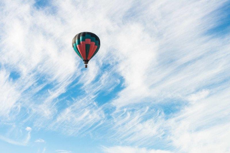 Советы по фотосъемке воздушных шаров