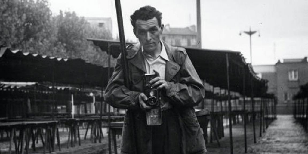 photographer Robert Doisneau
