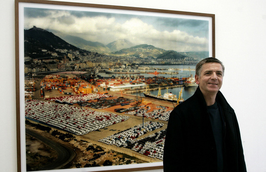 photographer Andreas Gursky
