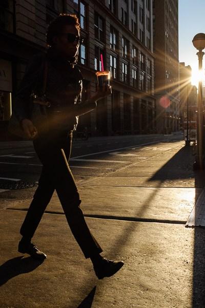 как фотографировать людей на улице