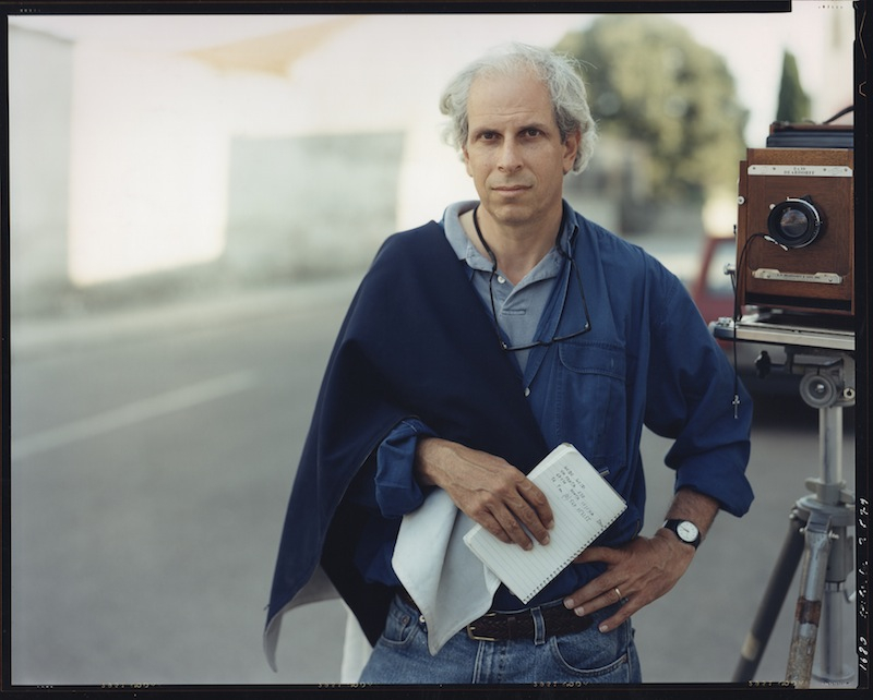 Photographer Stephen Shore