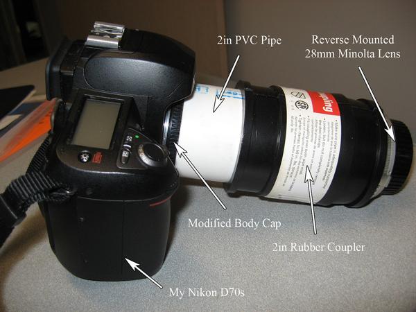 Бюджетная макрофотография для бережливых