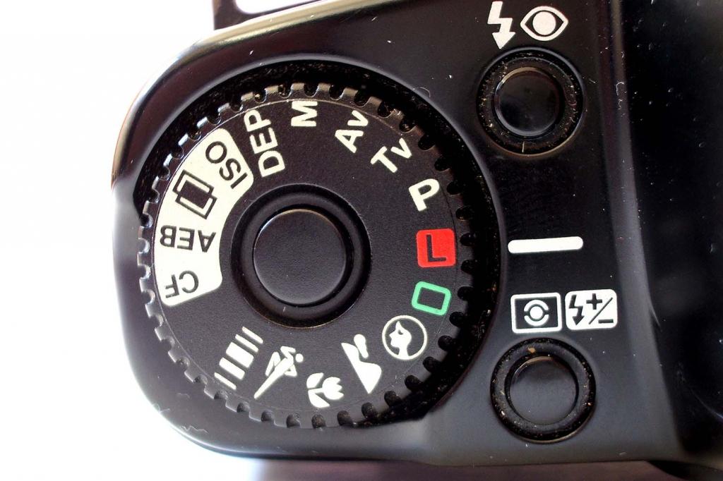 Знакомство с режимами своей фотокамеры