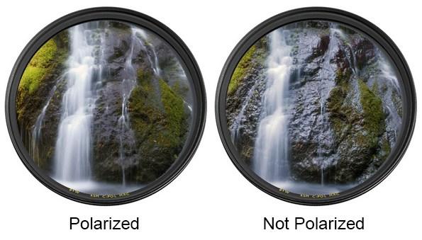 Почему вы ДОЛЖНЫ иметь поляризатор и когда вы НЕ ДОЛЖНЫ его использовать