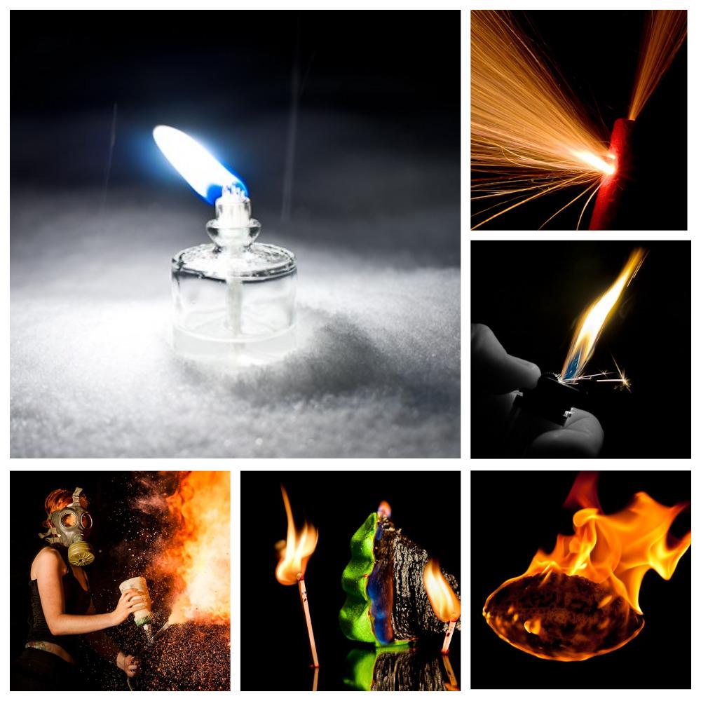 Как правильно фотографировать огонь будучи особым