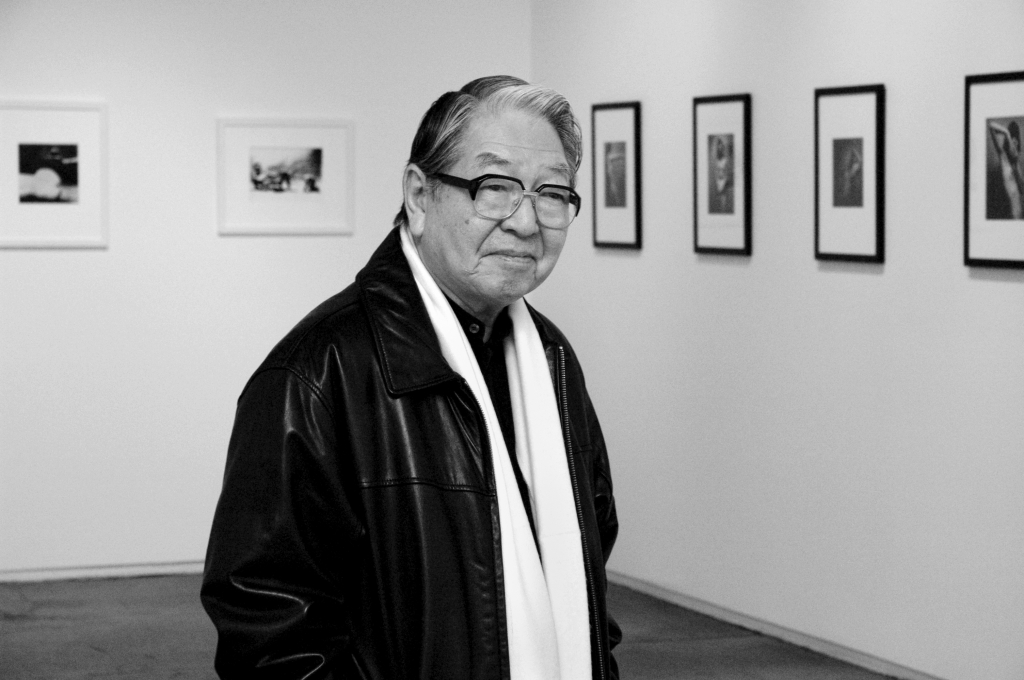 Photographer Eikoh Hosoe
