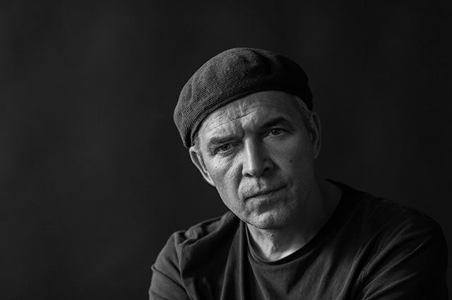 Photographer Yuri Kozyrev