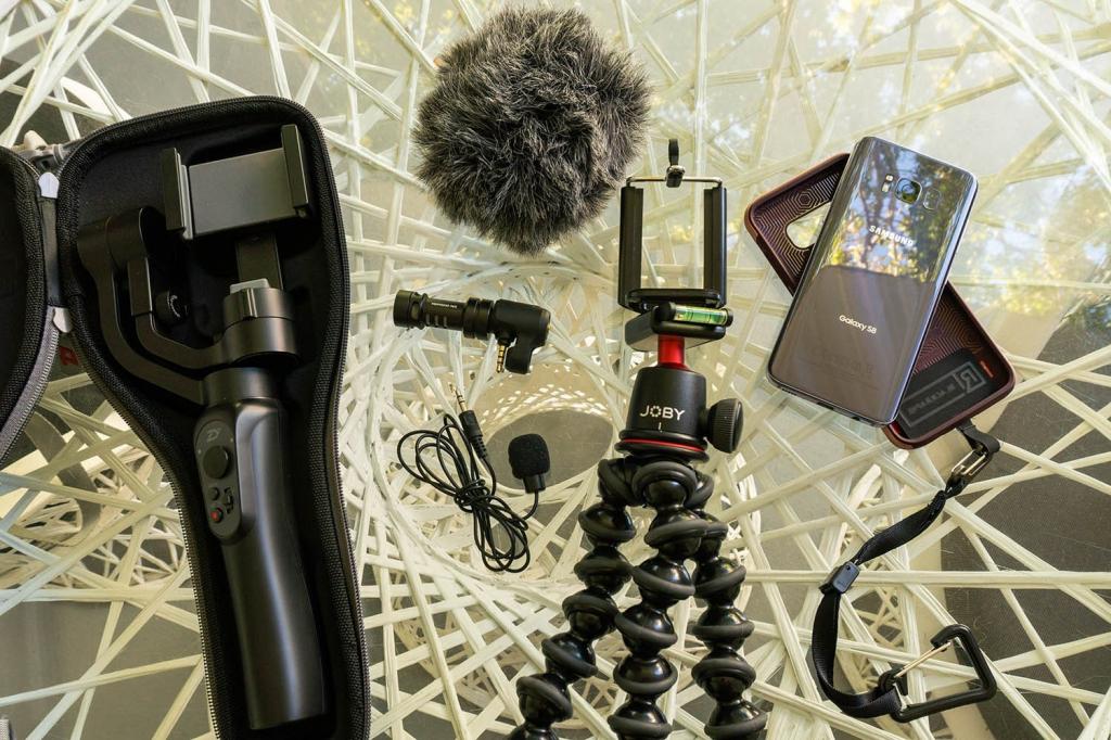 Как снимать видео на смартфон
