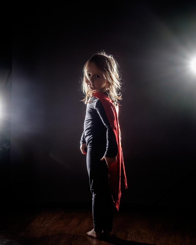 использование подсветки в фотографиях