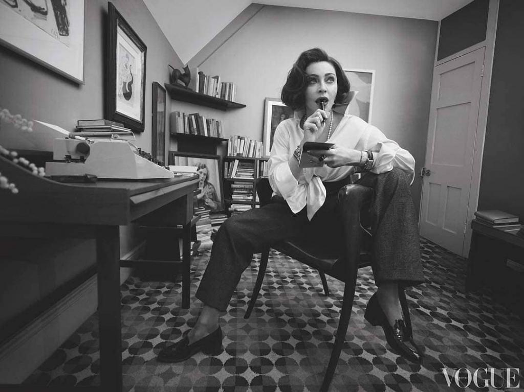 Обнаженная Фотосессия Наоми Кэмпбелл Для Сентябрьского Interview Magazine