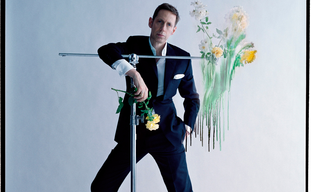 Photographer Nick Knight