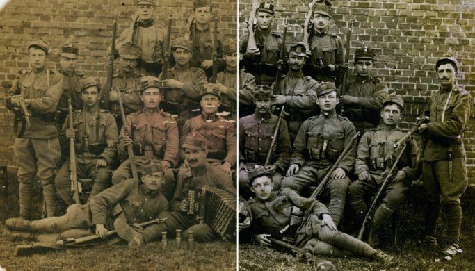 От сканирования до ретуши: как сохранить архивные фотографии
