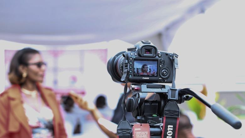 SibMediaShow представляет - выставка для кино-, теле- и фотомастеров