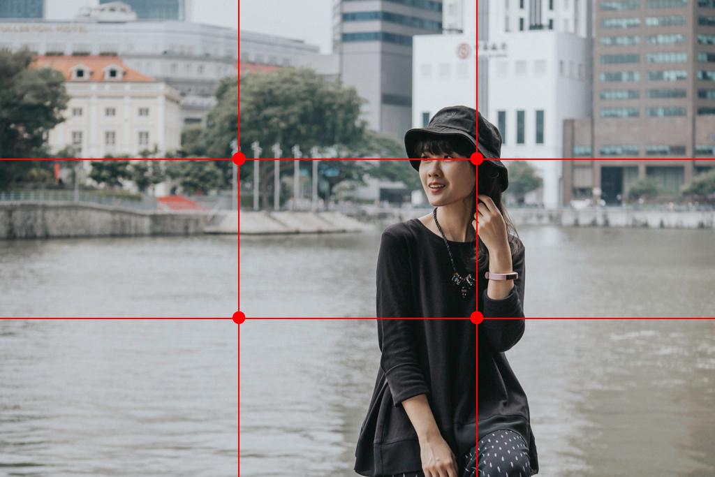 адриана правило третей в фотографии примеры портрет смогла