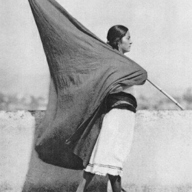 Photo by Tina Modotti