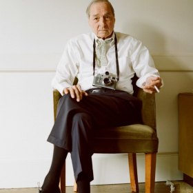 Photographer William Eggleston