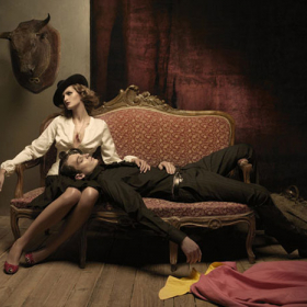 Photo by Eugenio Recuenco
