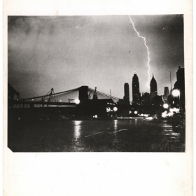Photo by Weegee