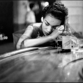 Photo by Eve Arnold