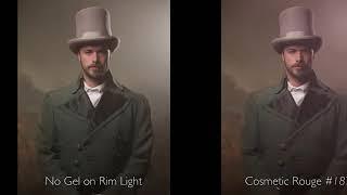 Видеоурок «Гелевые фильтры. Портретная съемка»