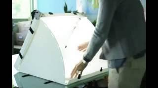 Фотобокс с подсветкой Simp Q Portable Photo Studio S