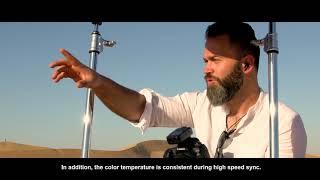 visico5 in ABU dhabi desert against the sunlight by Boris in 2019