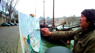 Урок туристической съемки. Найди отличную фотографию везде. Париж