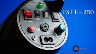 FST E-250 импульсная студийная вспышка