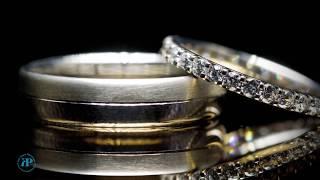Обручальные кольца. Как снимать