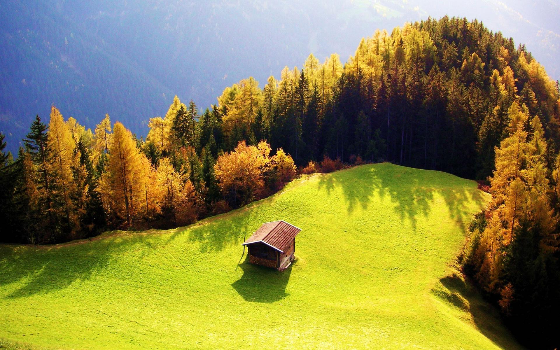Четыре правила композиции для пейзажной съемки