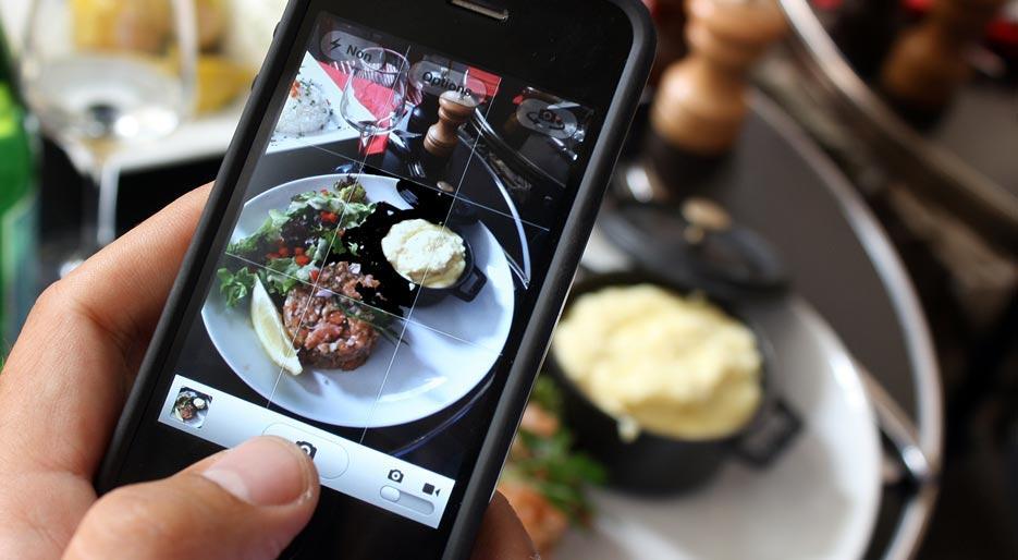 Как фотографировать еду для блога