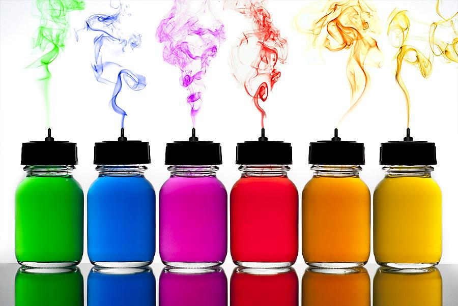 О влиянии цвета на смысловую композиционную составляющую