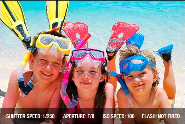 Пляжные советы, или Как усовершенствовать свои летние фотографии?