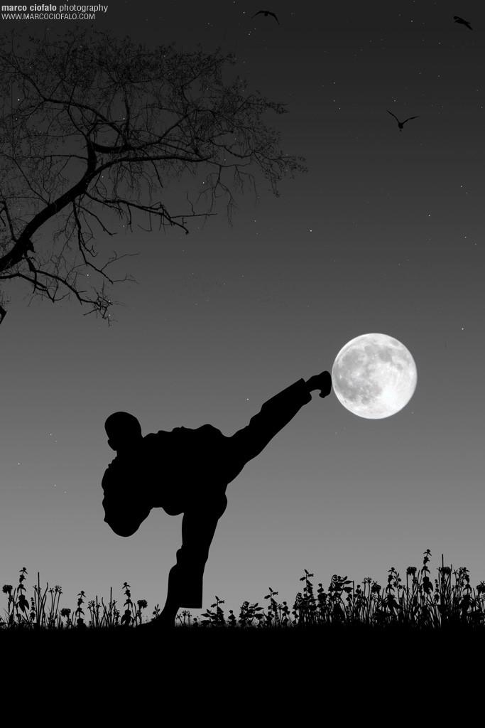 Как фотографировать Луну