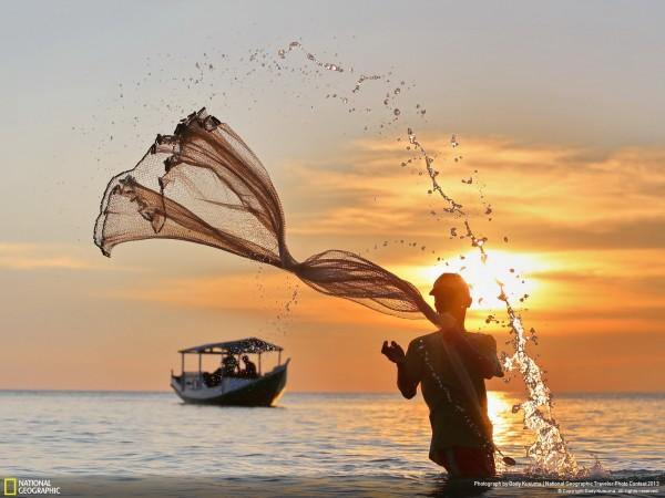 Фото: Dody Kusuma Место: Пляж Бира, Макассар, Южный Сулавеси, Индонезия