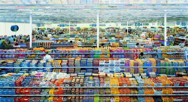 Andreas Gursky (2001)