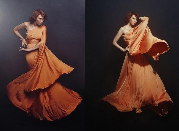 модель Светлана Абзалова