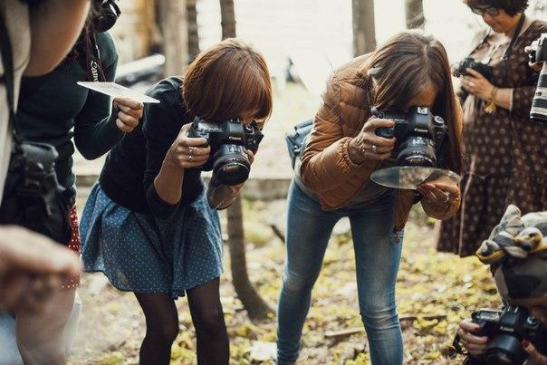 индивидуальные уроки фотографии