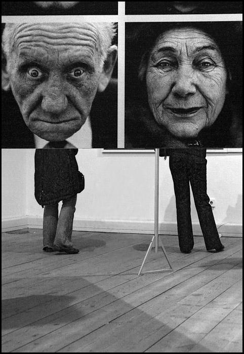 фотографии на выставке