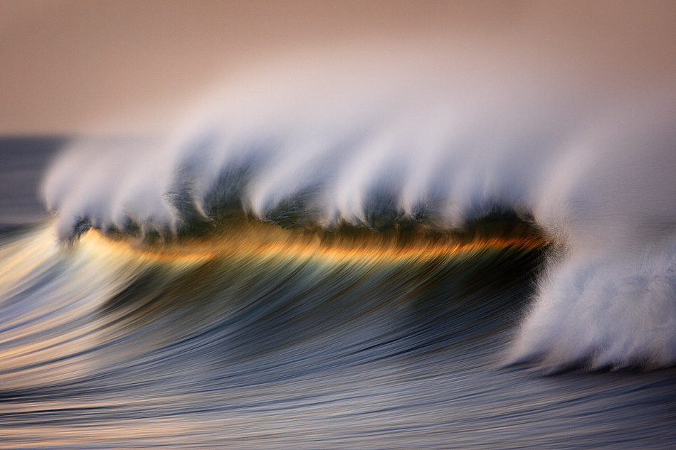 как фотографировать воду при ветре
